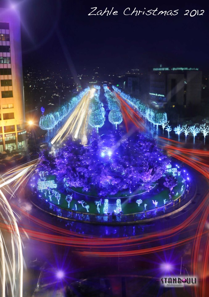 Zahle City Center. (Photo courtesy of Sanbouli)